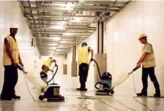 builders cleaning perth