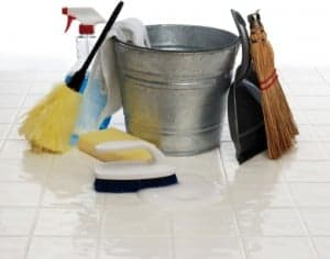 spring cleaning services in perth