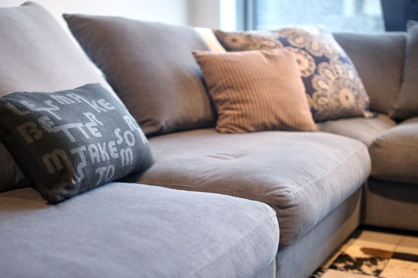 sofa-and-pillow